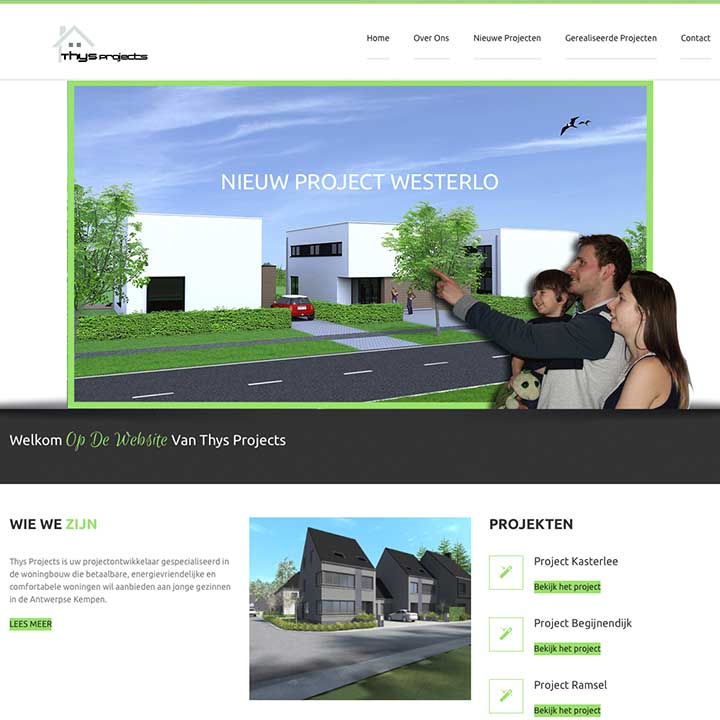 thys projects / webdesign-bb